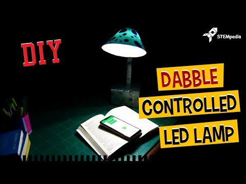 IoT based mobile Controlled LED Lamp, DIY Projects