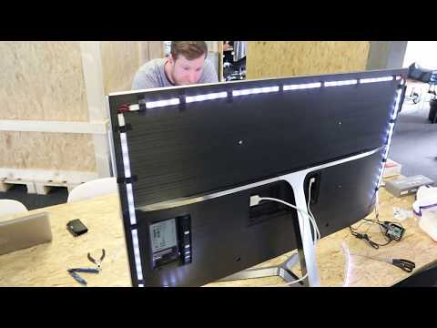 Do it yourself: Building your own Ambilight - digitec