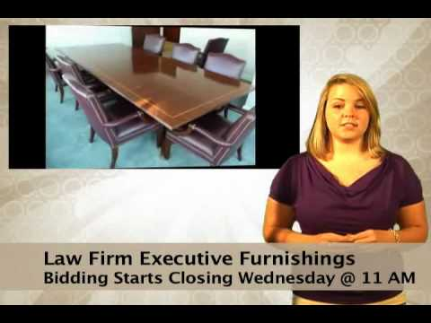 Baltimore  Law  Firm  Executive  Office  Furnishings  ...