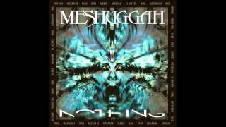 Meshuggah - Rational Gaze (﴾Ƨlow﴿)