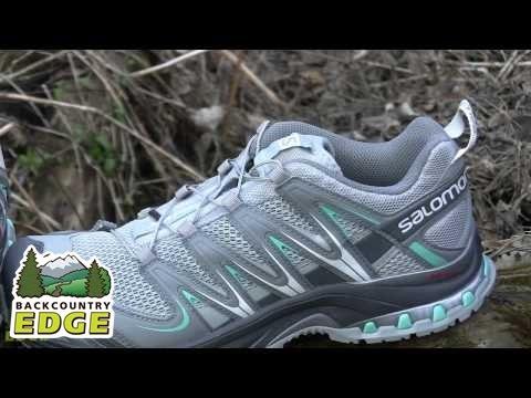 XA PRO 3D W Salomon Womens Trail Running Shoes