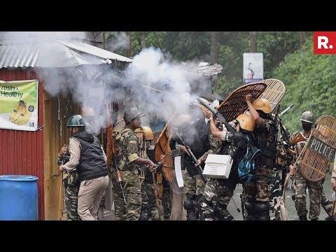 Clashes In Darjeeling - 2 Killed