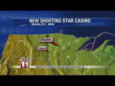 Shooting Star Casino Building New Casino Near Bagley, MN