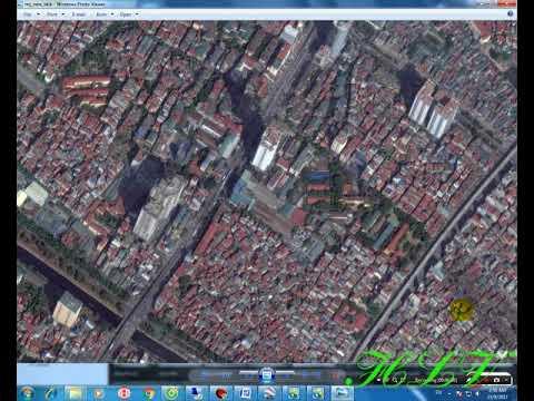 Hướng Dẫn Tải ảnh Từ Google Earth đúng Hệ Tọa độ VN2000
