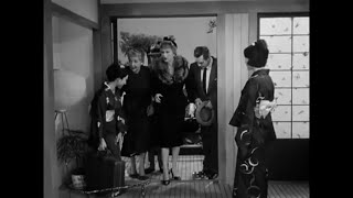 I love Lucy - Western 50's Culture vs Traditional Japanese