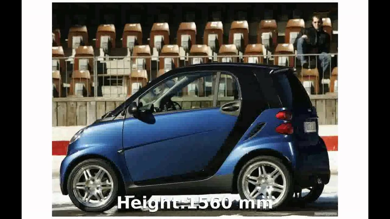 2001 smart fortwo coupe brabus details info youtube. Black Bedroom Furniture Sets. Home Design Ideas