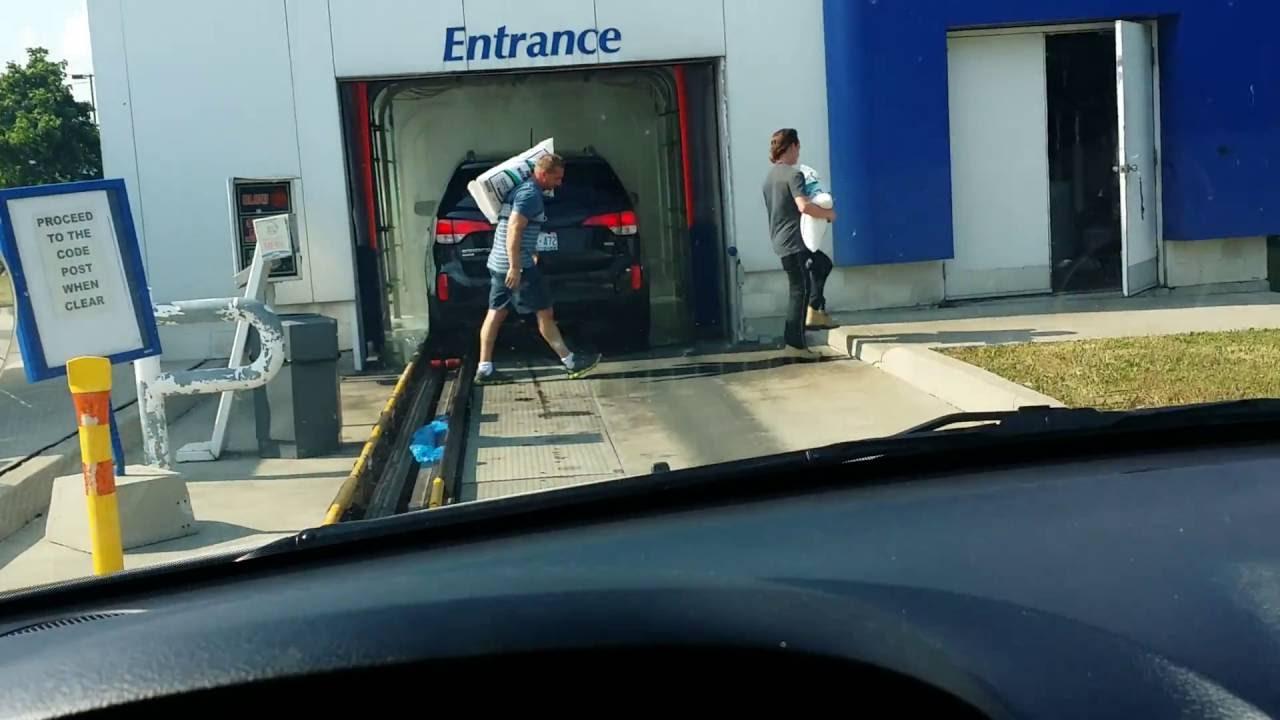 Canadian Tire Car Wash Review Brantford Ontario