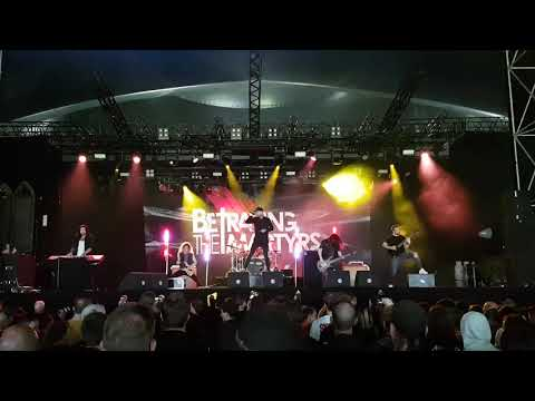 betraying the martyrs - life is precious live fortarock 2018 mp3