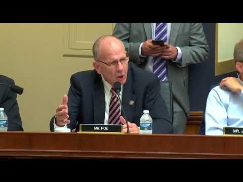 House Judiciary Committee Markup of HR 620