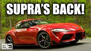 The 2020 Toyota Supra Has Flaws But Is Worth Every Penny