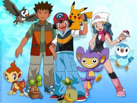 pokemon sinnoh league victors theme song with