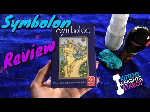 Symbolon Cards + Review