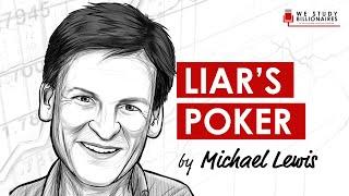 67 TIP: Liar's Poker by Michael Lewis