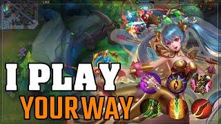 Heroes Evolved: iPlay Nezha Your Way!