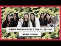 Singaporean Girls Try Guessing Army Lingo