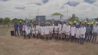 #EnVivo: Acto inicio de Obra Escuela Secundaria Rural Nº 5 de Palma Sola