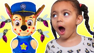 Miss Polly had a Dolly Song   Nursery Rhymes & Kids Songs - Leah's Play Time