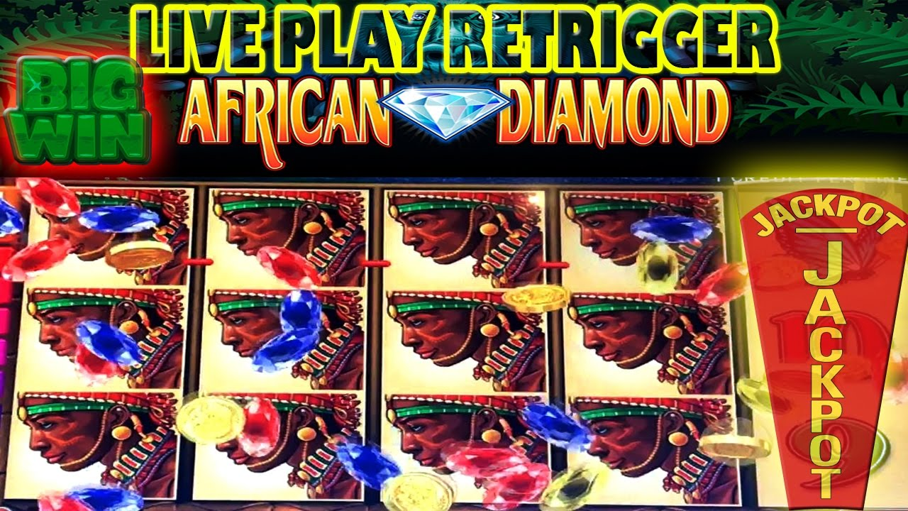 Play African Diamond Slot Machine For Free