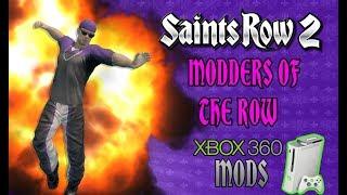 Saints Row 2 Modders of The Row