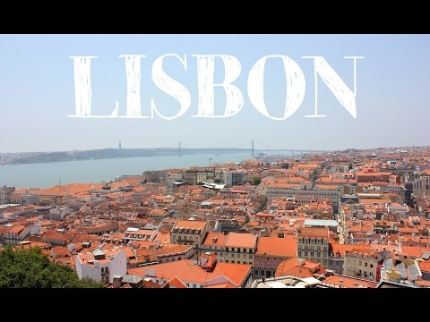 LISBON, Portugal | Let's Travel #8