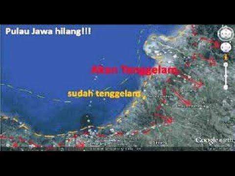 ramalan tentang pulau jawa akan tenggelam