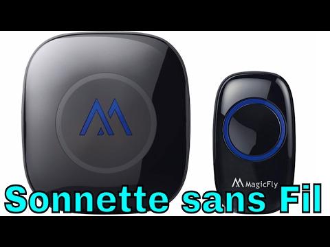 Sonnette De Porte D'Entrée Sans Fil UnBoxing Et Review Test Et Démonstration Par ThinkUnBoxing