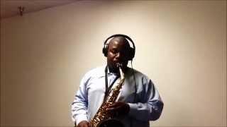 """Loving You"" by Minnie Riperton, Instrumental Sax Cover by Jamal Riley"