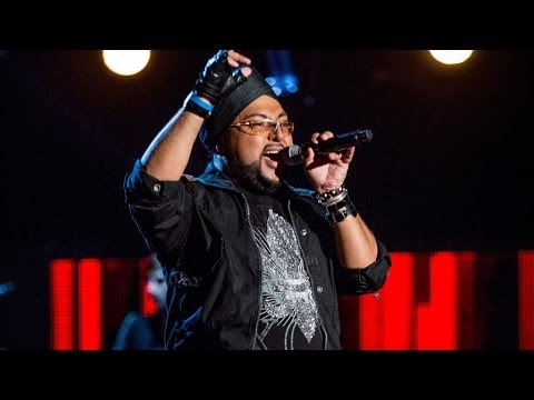Amrick Channa performs 'Pride (A Deeper Love)' - The Voice UK 2014: Blind Auditions 6 - BBC One