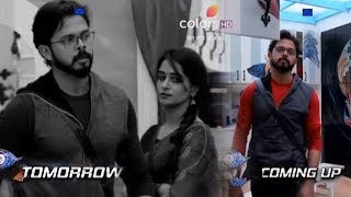 Bigg Boss 12 LIVE: Nomination Task Today! Sreesanth to Revel Big Secret in Tv Reality Game Show!