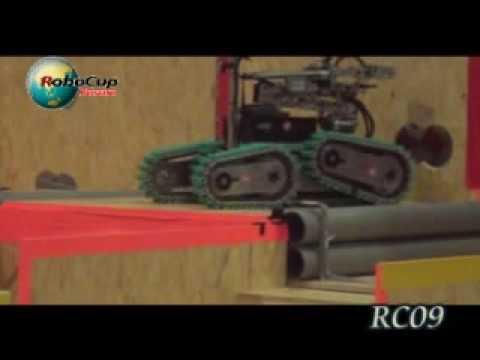 RoboCup 2009 RRL (iRAP-Pro - Thailand)