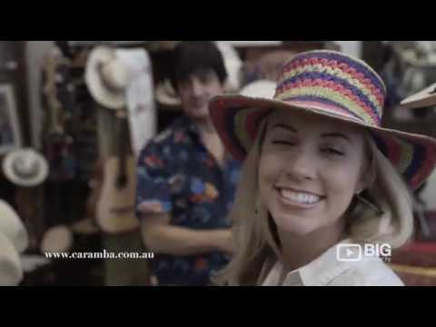 Caramba in Sydney: The Home of the Panama Hat and Latinamerican Art Gallery