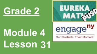 EngageNY Grade 2 Module 4 Lesson 31