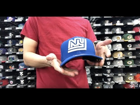 How To Bend A Hat Brim The Easy Way Youtube