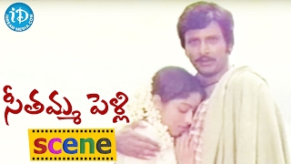 Seethamma Pelli Movie Climax Scene || Mohan Babu || Murali Mohan || Revathi || Aruna || Bapu