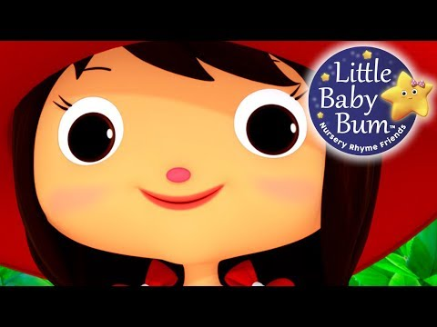 Mary Mary Quite Contrary | Nursery Rhymes | Original Version By LittleBabyBum!