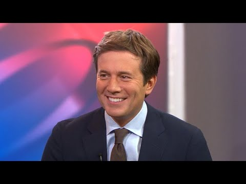 Meet Jeff Glor, the new face of CBS Evening News