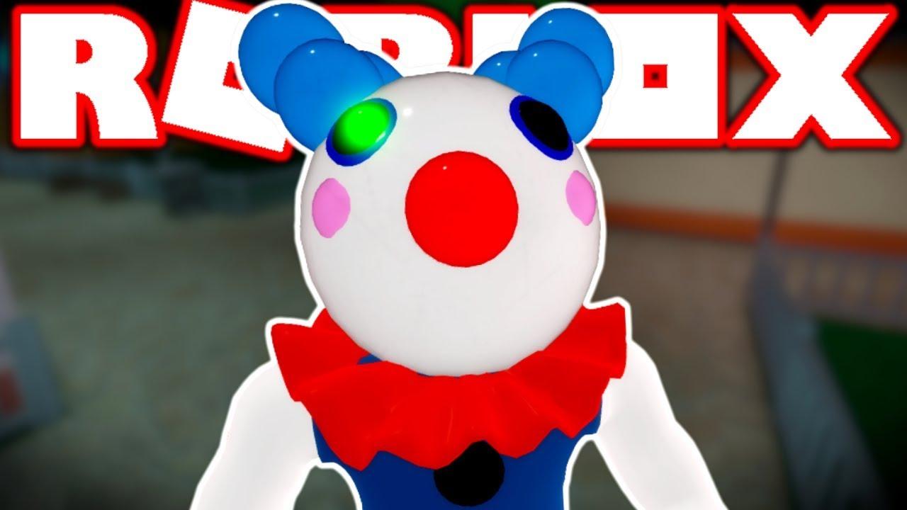 Killer Clown Roblox Char There S A New Killer In Roblox Roblox Bakon Youtube
