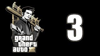 Grand Theft Auto 3 HD playthrough (PS4) pt3 - Flame On! Firestarter, then Firefighter