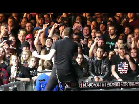 Breaking Benjamin - Breath - Live HD (Bryce Jordan Center - State College)