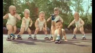 MISS POOJA - EVIAN ROLLER BABIES