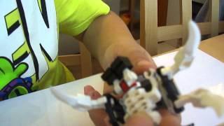 LEGO Ninjago - Skeleton Chopper Review