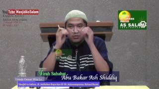 Download lagu Menjawab Kedustaan Agama syiah Kepada Abu Bakar Ash Shiddiq Ust Oemar Mita Lc Masjid As Salam MP3