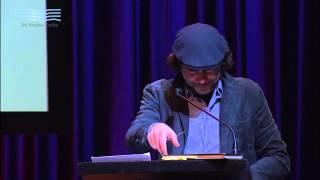 Roeland Fernhout bij De poëzie van Rainer Maria Rilke 15-11-2015