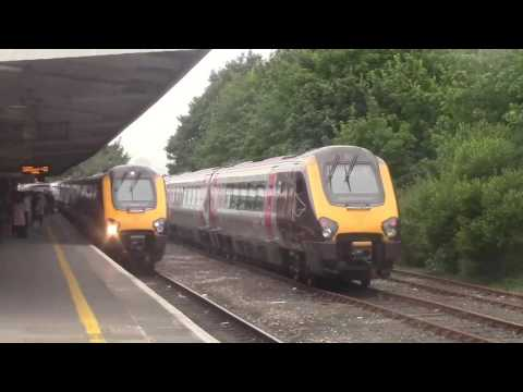 Trains at Plymouth, GWML (Part 1) - 13/8/16