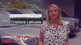Nuova Mini Countryman Plug-in Hybrid test drive a Como
