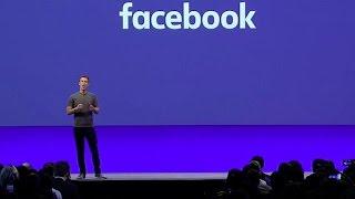 F8: Zuckerberg takes on Trump, unveils Facebook