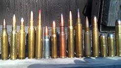 Rifle Cartirdge Comparison