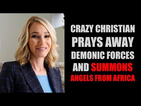 "Spiritual Advisor, Paula White Summons African Angels To Fight ""Satanic Confederacy"""