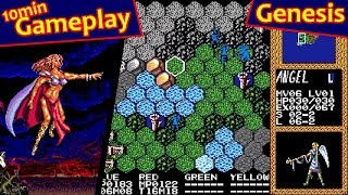 Master of Monsters ... (Sega Genesis) 60fps
