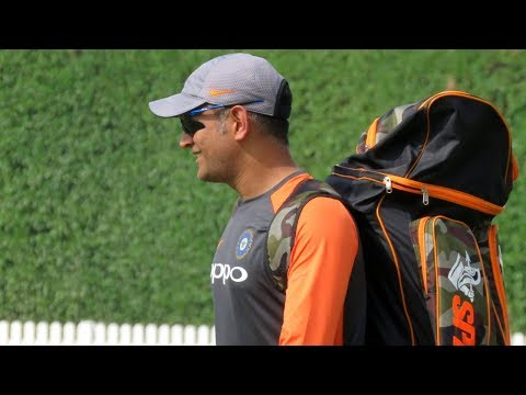 Watch: MS Dhoni to use lighter bats during...